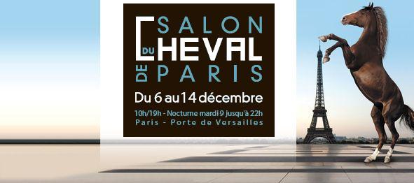 Salon du cheval de paris venez y rencontrer la fentac et for Salon du cheval paris adresse