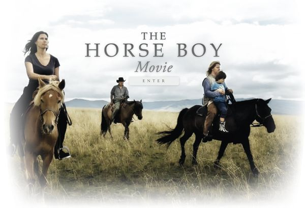 The Horse Boy Movie