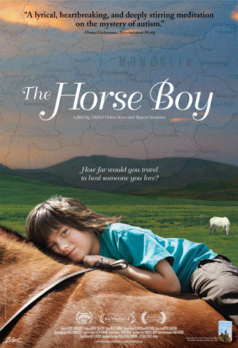 The horse boy