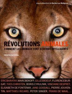 Livre Revolutions animales Résilienfance Médiation Animale Bordeaux Blog