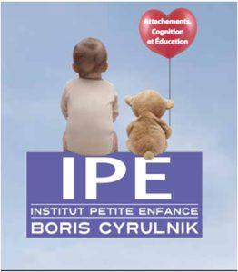 Institut Petite Enfance B Cyrulnick - - Résilienfance Bordeaux Médiation Animale